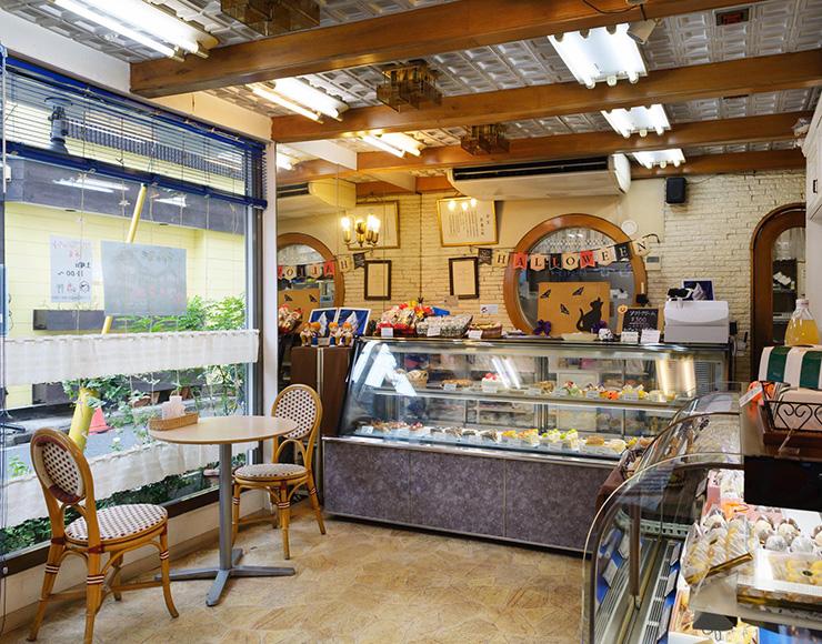 旅菓子東京25番 店舗画像
