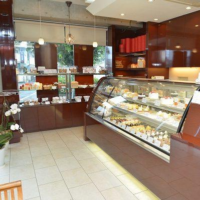 旅菓子東京32番 店舗画像