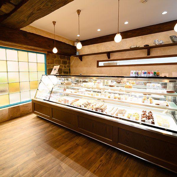 旅菓子東京37番 店舗画像