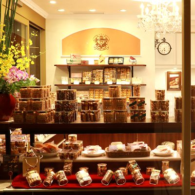 旅菓子東京21番 店舗画像